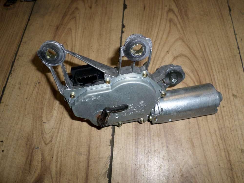 VW Golf 4 Scheibenwischermotor Hinten 1J6955711C