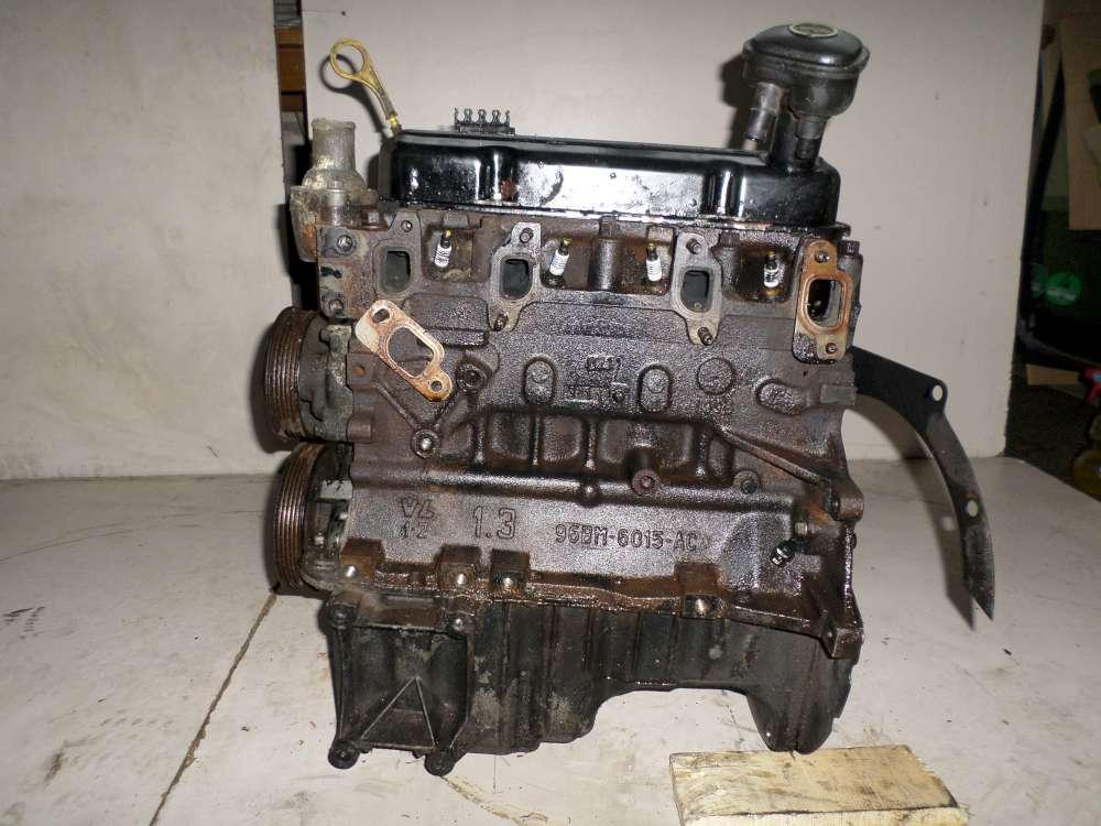 Motor JJA 96BM6015AC Ford Fiesta 4 & Ka 1.3i 60PS Bj.1996 - 2002