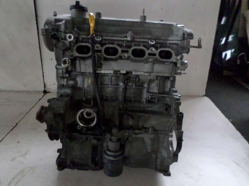 Motor 2NZ 1605906 ohne Anbauteile (Benzin) TOYOTA Yaris Verso (P2) 1.3 63 kW 86 Ps