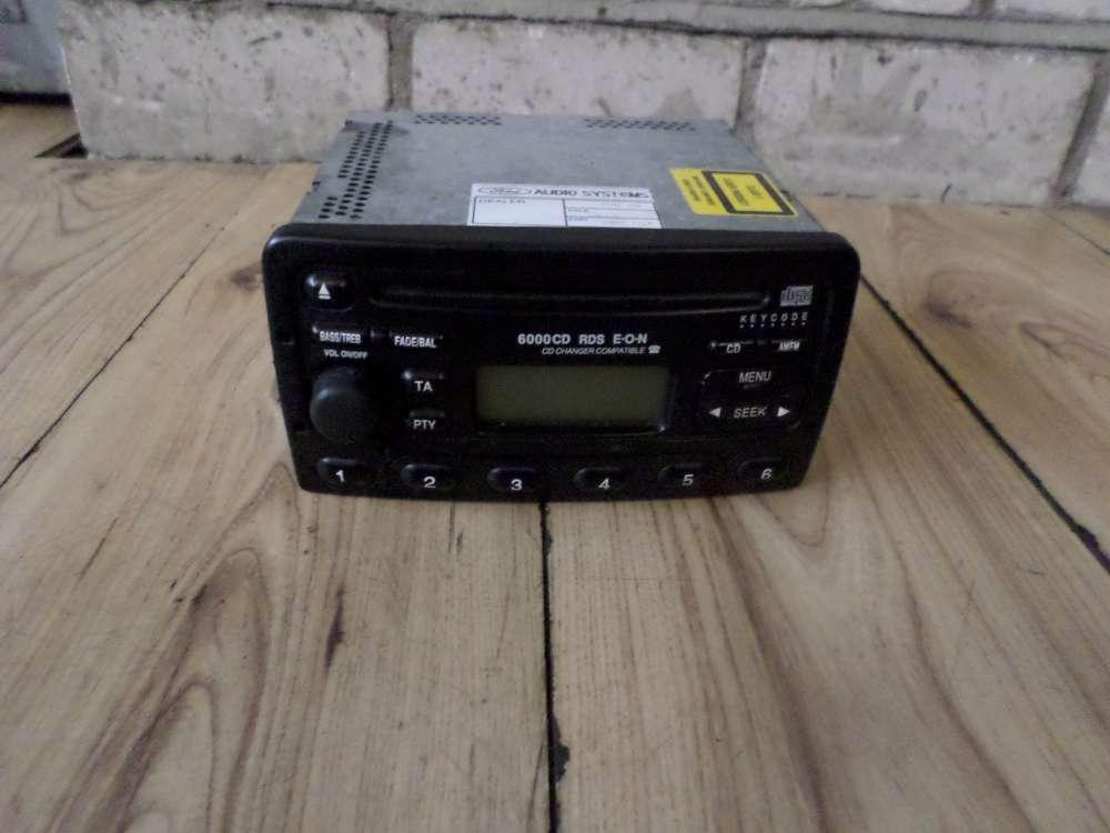 Ford Focus DNW Radio mit CD 98AP18C815AC