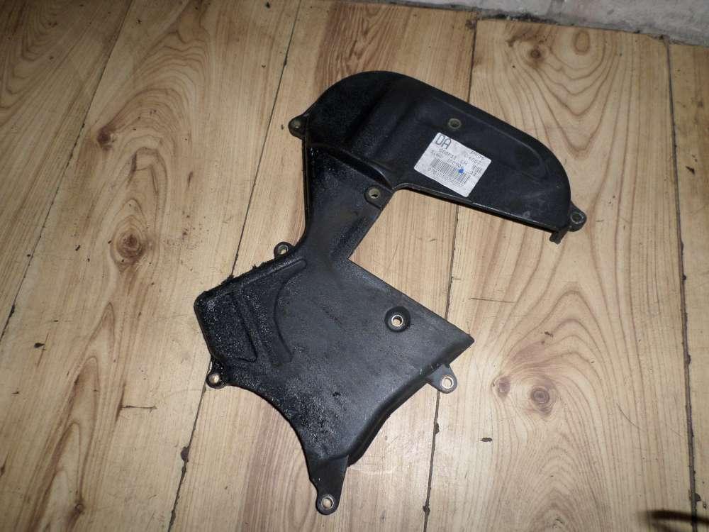 Ford Focus Bj.2000 Zahnriemenabdeckung Abdeckung Verkleidung 98MM-6P073-AB