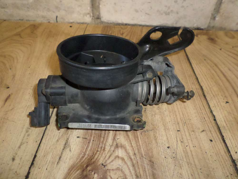 Ford Focus Bj.1998 Drosselklappe XS4U-FB / 99010829 / 9E926