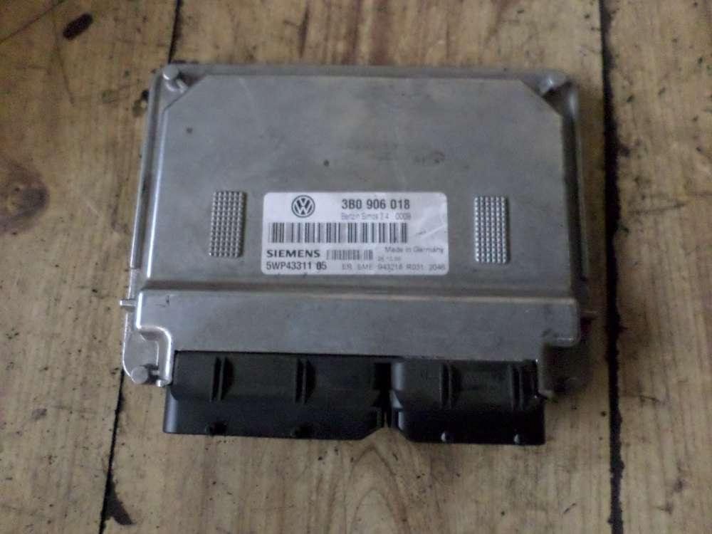 Audi A4, A6 Bj:1998 Motorsteuergerät 3B0 906 018