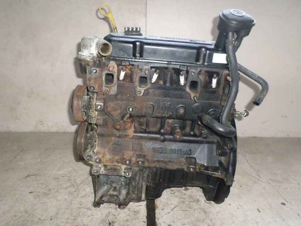 Motor Benzinmotor J4D Ford Ka 1,3L 44kw 60Ps Bj.97