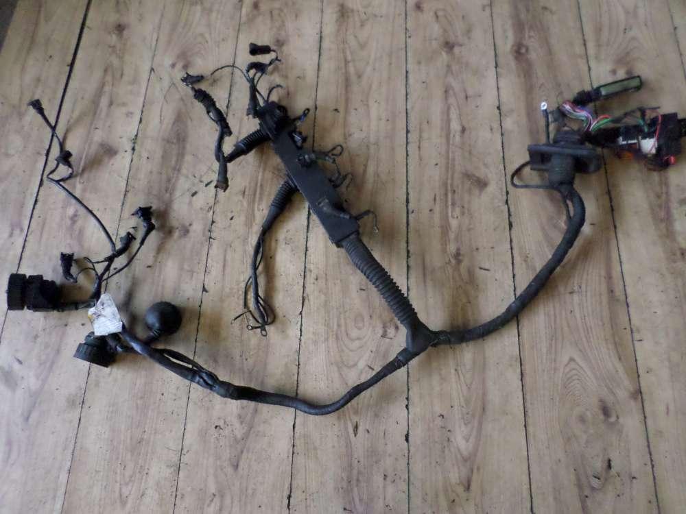 Org BMW 525i Bj:92 Kabelbaum Motor Injektormodul 1928401301
