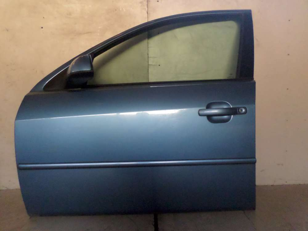 Ford Mondeo III Kombi BWY 5-türen Fahrertür Tür Vorne Links Farbe: Karibikblau