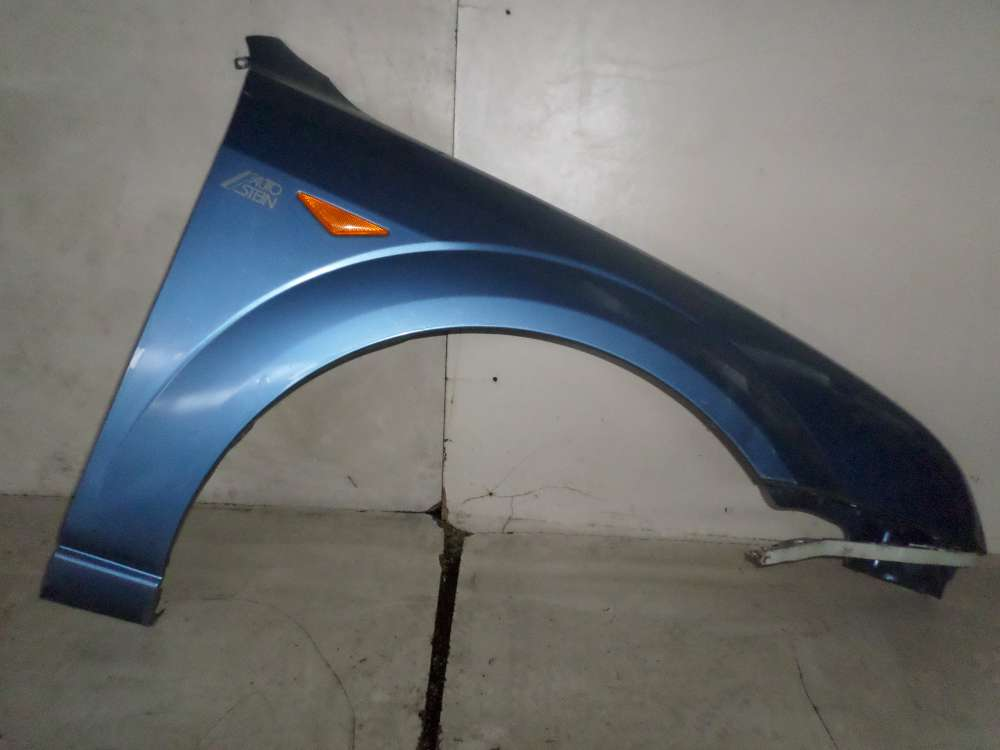Ford Mondeo III Kombi Kotfügel Rechts Blau Farbcode:01
