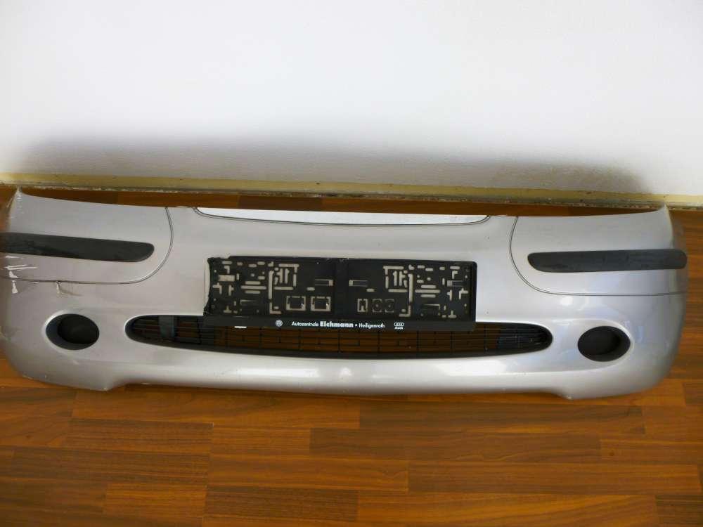 Stoßstange vorne Mercedes A-Klasse  A140 Bj 2000 Grau
