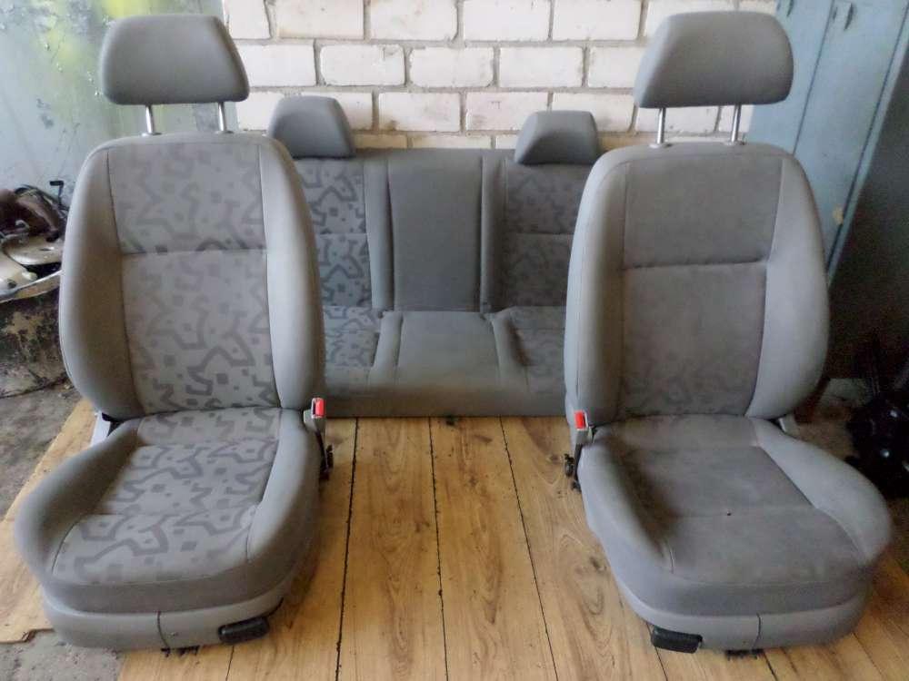 VW Golf 4 Bj 1999 Komplett sitze Stoff Sitze Aus 4 türer