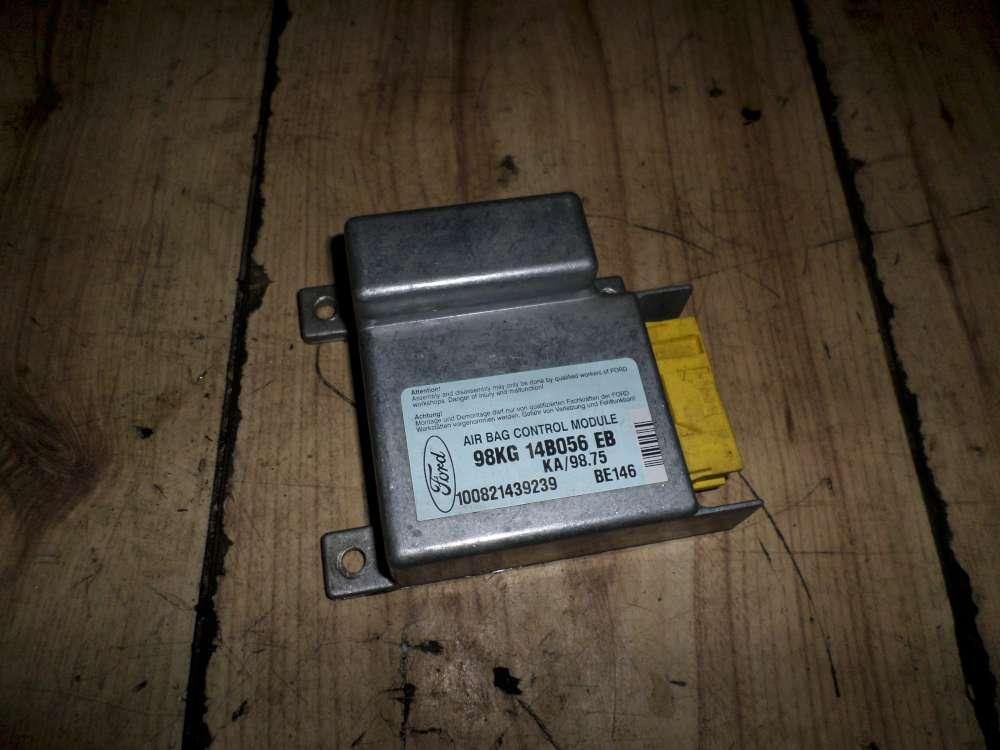 FORD KA original Steuergerät Airbag 98KG14B056EB