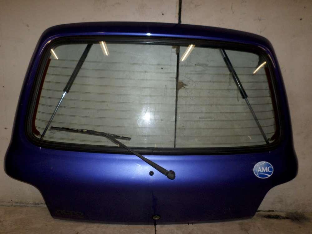 Suzuki Alto 3 III Heckklappe Hecktür Farbe: Blau