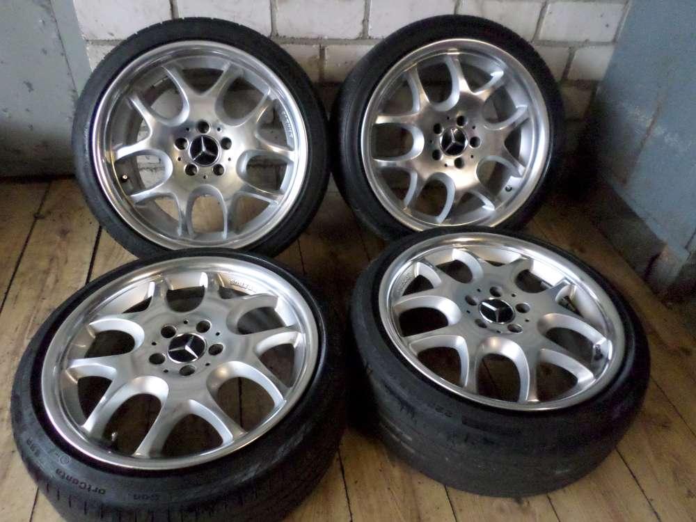 Mercedes-Benz Alufelgen 8,5Jx18H2 ET35 Sommerreifen  225/40R18 92W Original