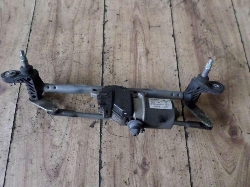 Ford Ka Bj.2010 Wischermotor Gestänge Scheibenwischer MS159200-8650