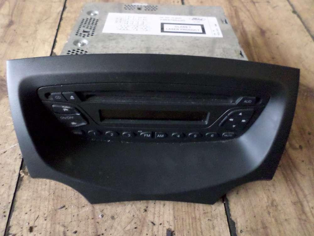 Ford Ka Autoradio Radio CD 7354765220