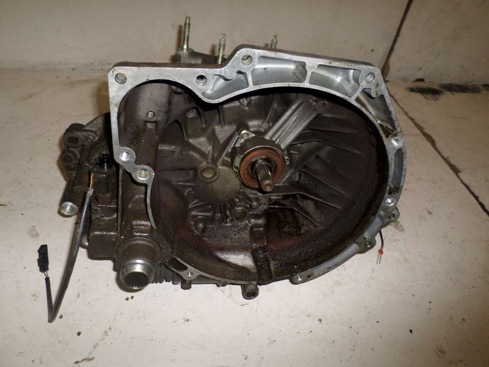 Ford Fiesta Original Getriebe Schaltgetriebe 3FD  -  96WT7F096CB