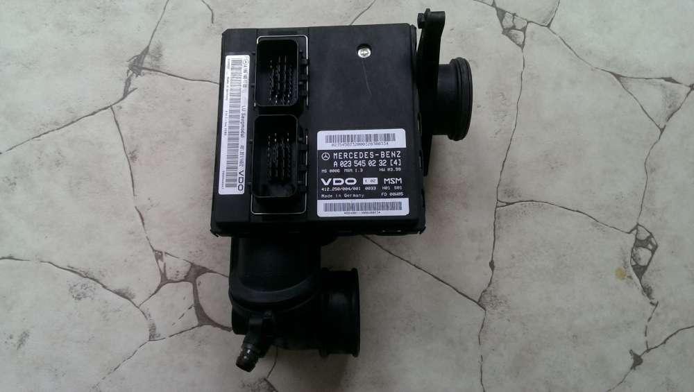 Motorsteuergerät Luftmassenmesser Mercedes A-Klasse A 023 545 02 32 (4)