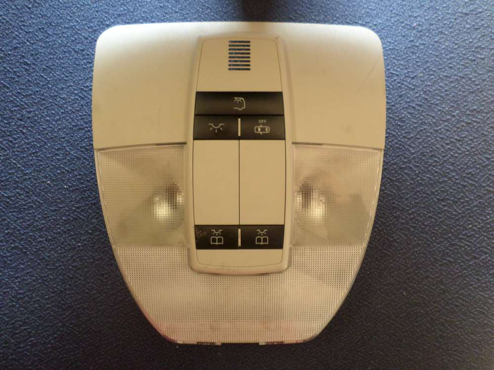 Mercedes A150 Bj.2005 Innenlicht Innenraumbeleuchtung Leseleuchte A1698206601