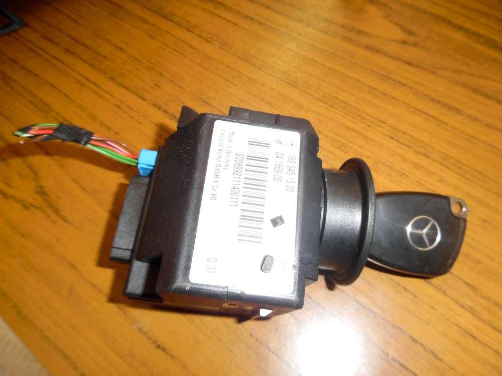 Mercedes A150 Bj 2005 Original Zündschloss mit Schlüssel 1695451508