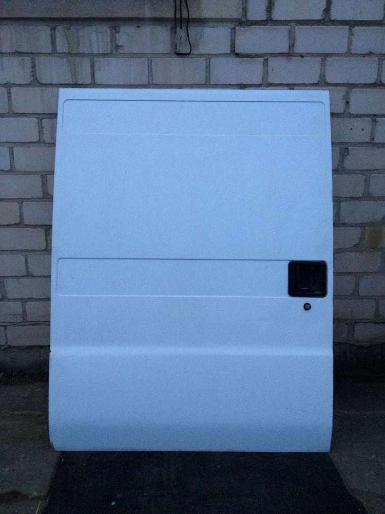 Citroen Jumper von 1994 bis 2002 Schiebetür Tür Flach Farbe: Weiß