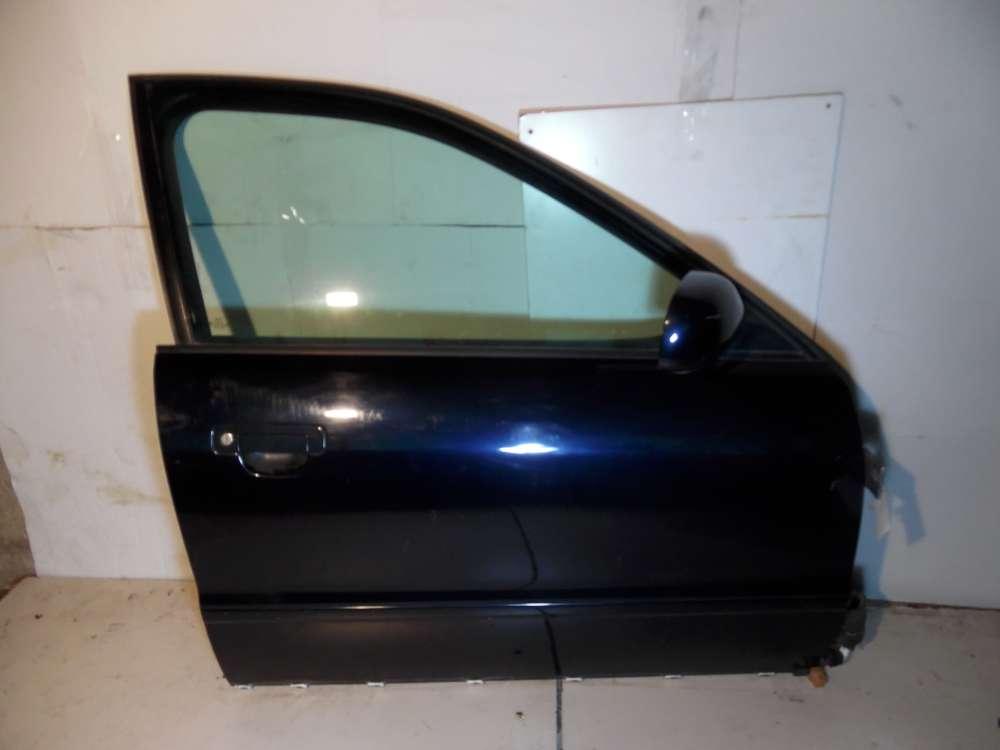 Audi A4 B5 Beifahrertür Tür Vorne Rechts Farbe: Dunkelblau