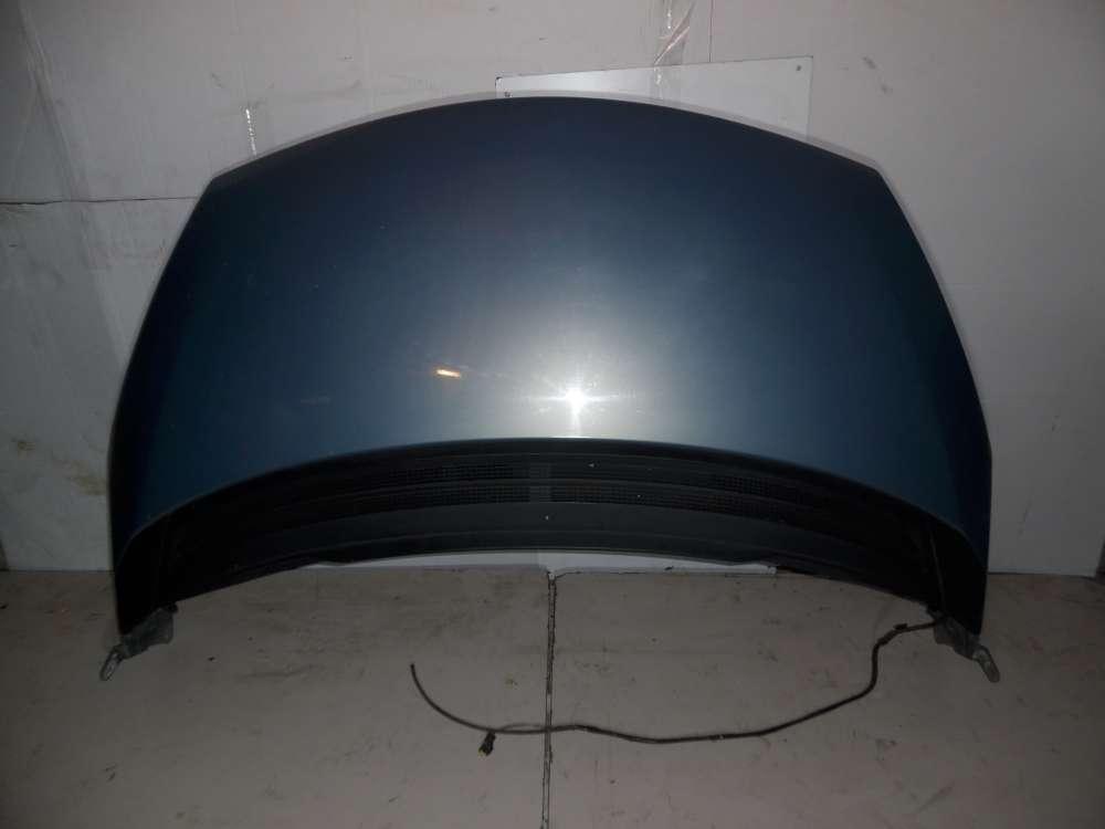 Renault Espace IV Motorhaube Hellblau Farbecode TED47