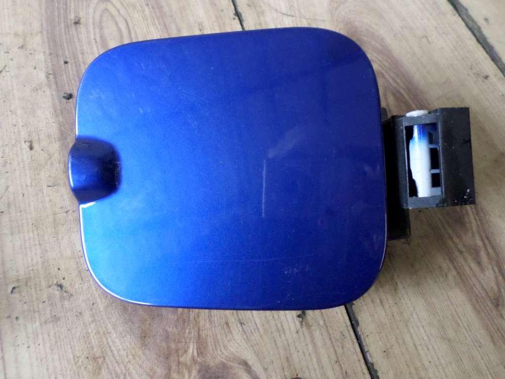 Fiat Idea Tankdeckel Tankklappe Blau 735349653