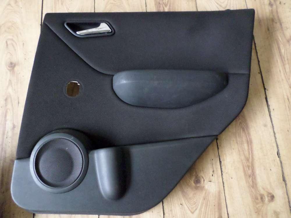 Mercedes A150 Bj 2005 Türverkleidung Türpappe Hinten Rechts  1697300470