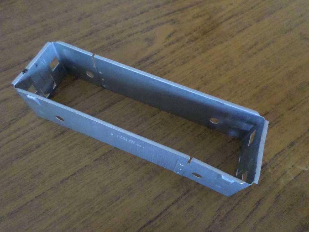 Fiat Idea Radioblende Halterung Metall 8601310804