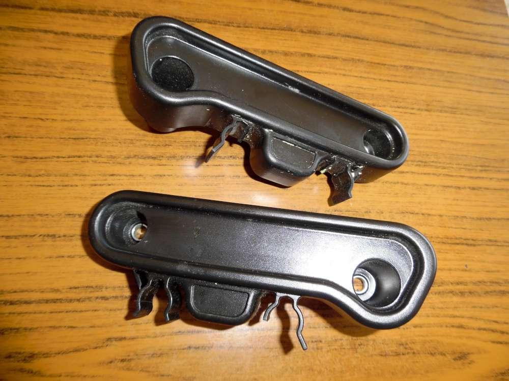 Fiat Idea Bj 2008 Verkleidung Sitz Abdeckung Sitzgestell 1403501701 / 1403501651
