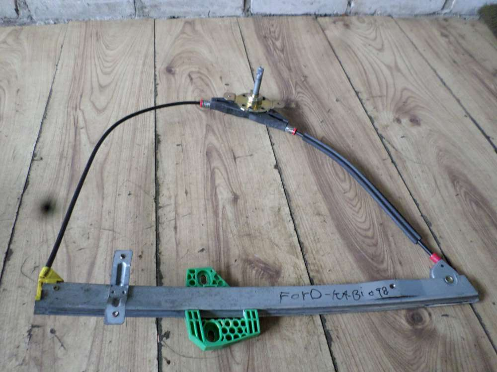 Ford KA Bj.1997 Fensterheber manuell Vorne Rechts 97KGB23200A