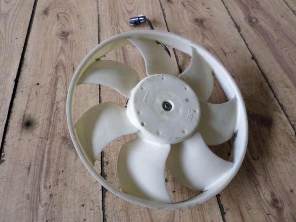Toyota Yaris Verso Bj.2001 Kühlerlüfter Lüftermotor Lüfter Ventilator