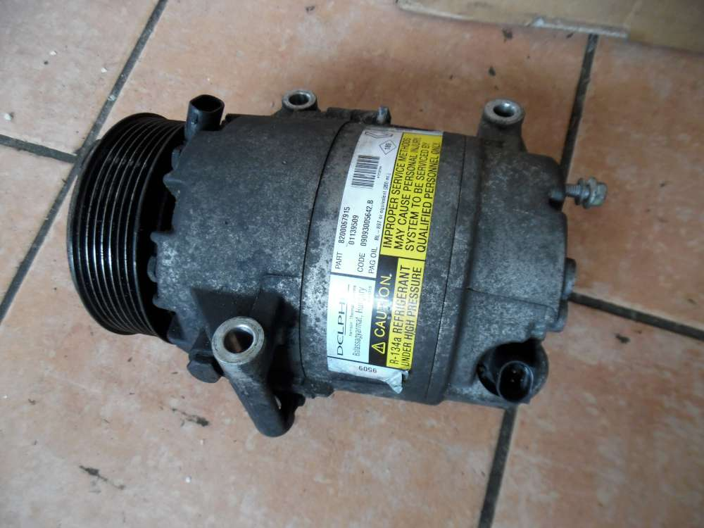 Renault Espace IV 2.2DCi Klimakompressor Kompressor 8200067915