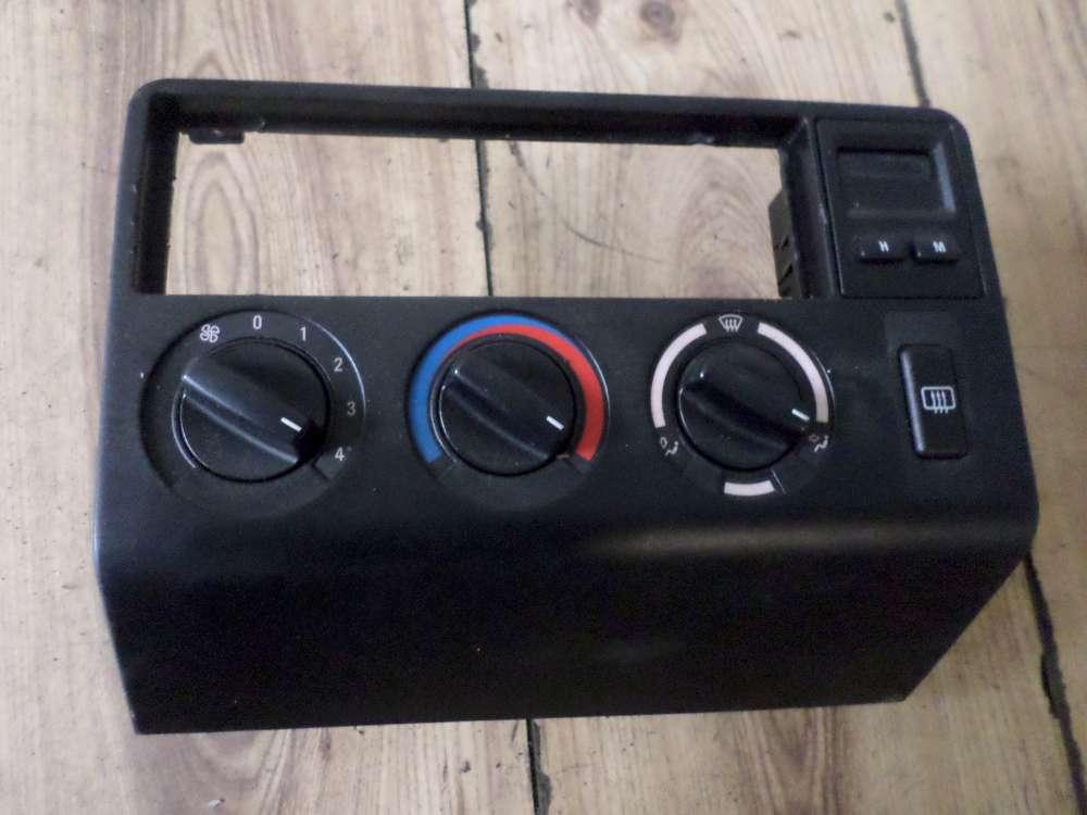 BMW 316i Bj:1996 Lüftungsschalter Heizungsbedienteil 64118367667