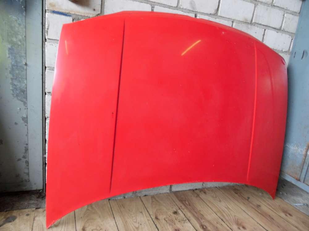 VW GOLF IV (1J1) Motorhaube Rot Farbcode : LP3G