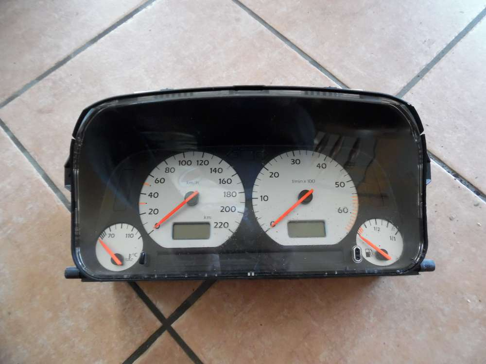 VW Golf 3 original Tacho Kombiinstrument 87001262