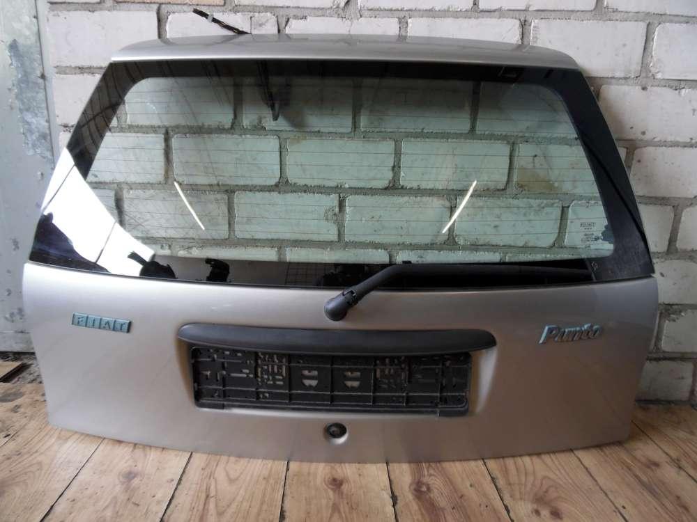 Fiat Punto 176 Bj 1999 Hecktür Heckklappe Silber Farbcode: 647
