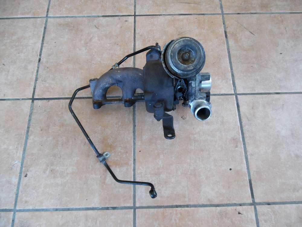 Skoda Octavia Bj 2002 TurboLader 713673 038253019N