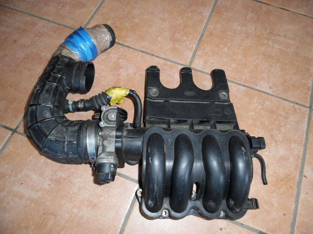 Fiat Punto 176 krümmer Abgaskrümmer mit Luftansaugkanal 7786450