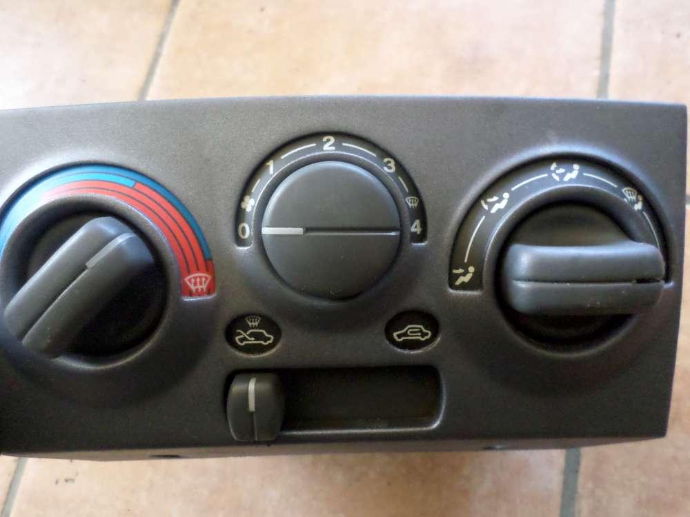 Original Fiat Punto 176 Heizungsbedienteil Bedienteil Gebläseregler 100140600