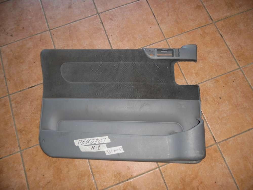 Lancia Zeta 220 Original Türverkleidung Türpappe Hinten links 1472166077
