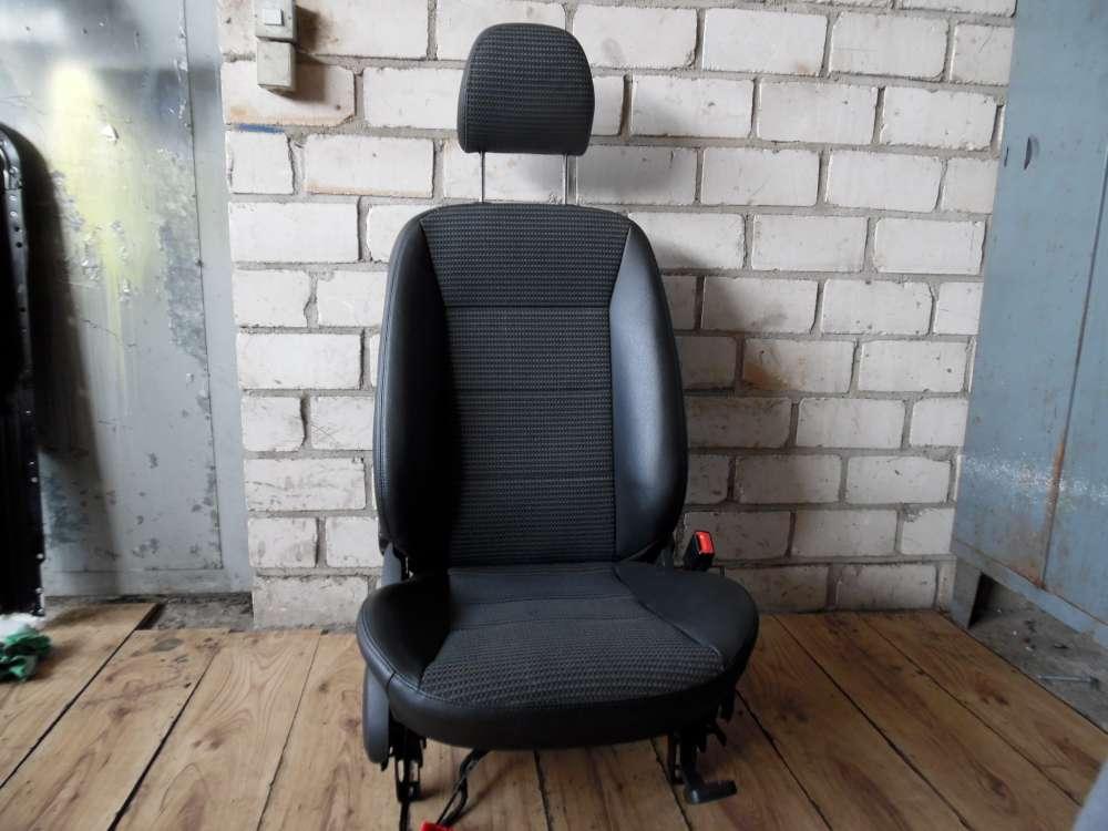Beifahrersitz Sitz Rechts Vorne Teilleder Mercedes-Benz A-Klasse W169,mit Airbag 4/5Türig