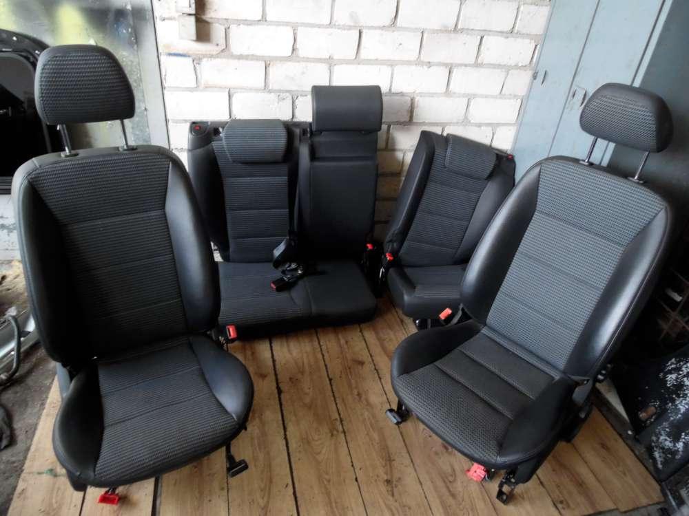 Mercedes-Benz A-Klasse W169 Sitze Teilleder Komplett 4/5 Türig