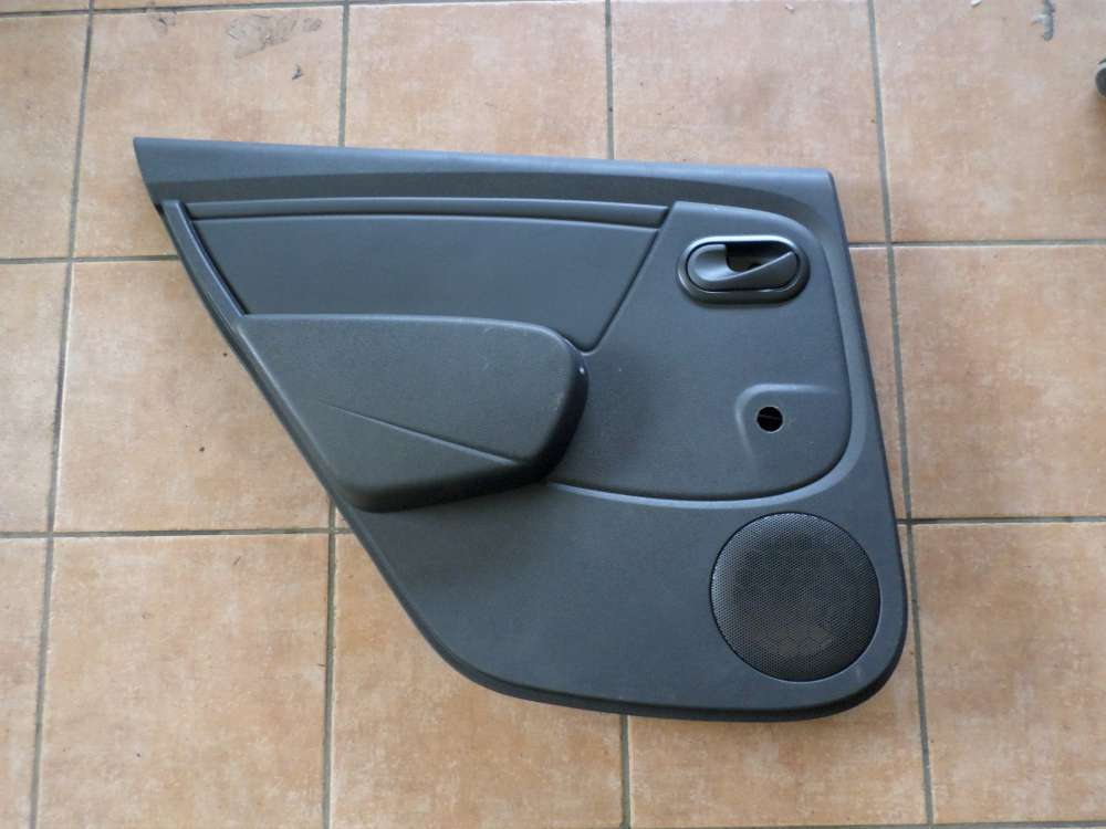 Dacia Sandero Türverkleidung Abdeckung Verkleidung Tür hinten links 8200732477