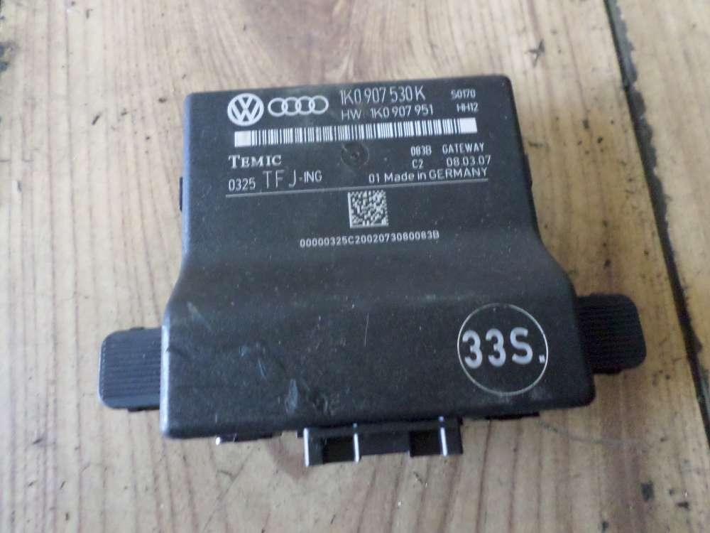 Audi A4 8P Original Gateway Steuergerät 1K0907530R 1K0907951