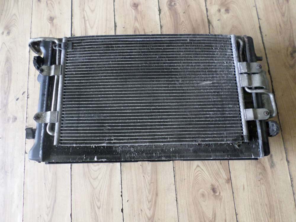 VW Golf 4 Bj 1998 Kühlerpaket Wasserkühler Klima Lüfter 1J012107M