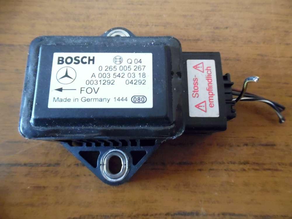 Mercedes W169 A150 Steuergerät Drehratensensor Sensor A0035420318