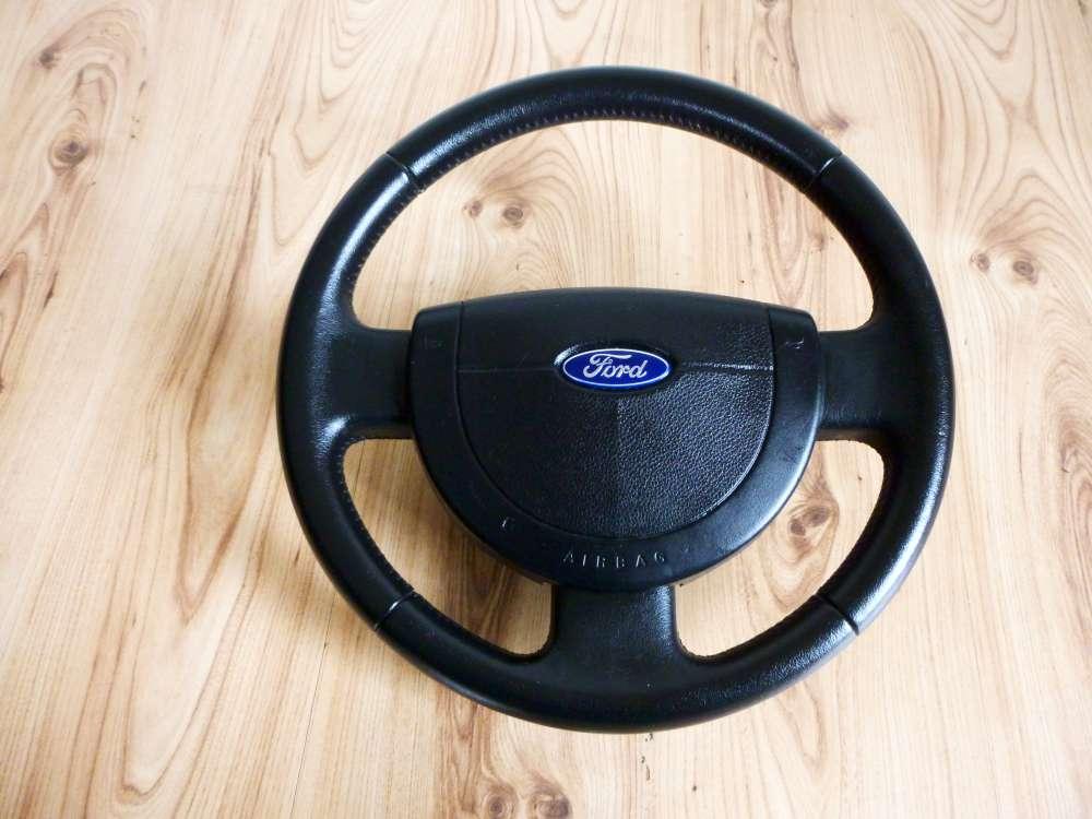 Ford Fiesta Bj.2002 Lenkrad Airbag
