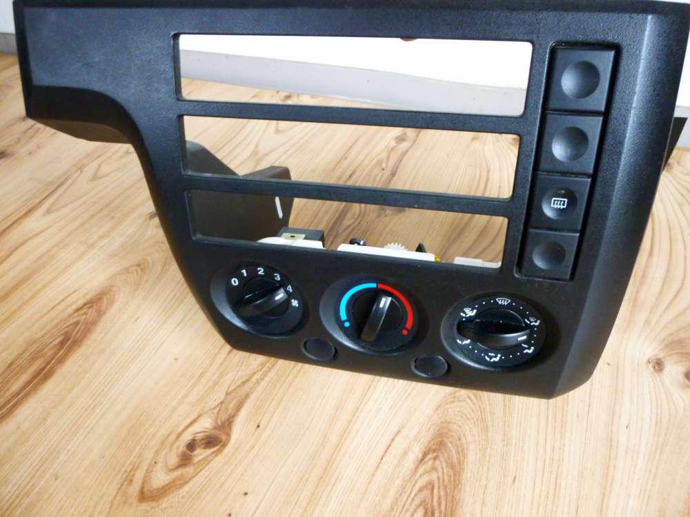 Ford Fiesta Bj.2002 Bedienteil Heizung Klima Schalter 2S6H18549BD