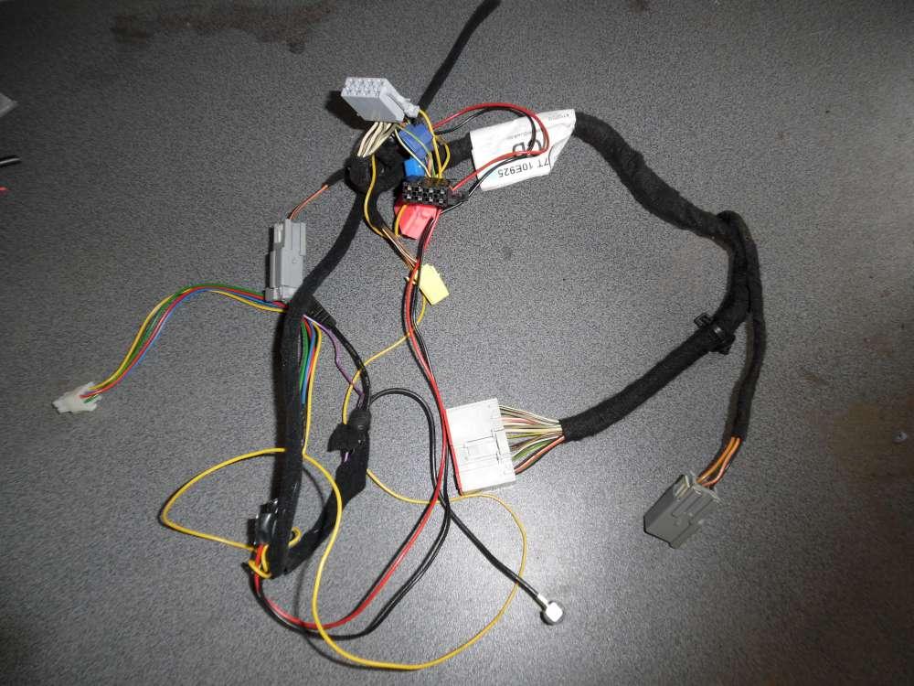Ford Mondeo BWY Original Kabelbaum Kabel Audio Radio Navigation 1S7T10E925
