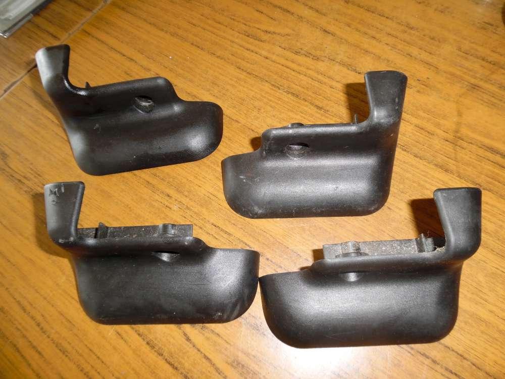 Ford Mondeo BWY Original 4x Sitzschiene Verkleidung Abdeckung Rechts und Links 1S71-F131K12-AA